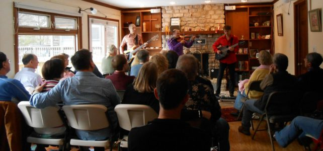 What is a House Concert?